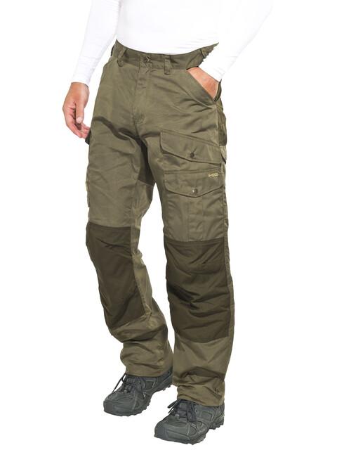 Fjällräven Barents Pro - Pantalon Homme - olive
